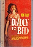 img - for Deadly to Bed (Permabooks, M-4176) book / textbook / text book
