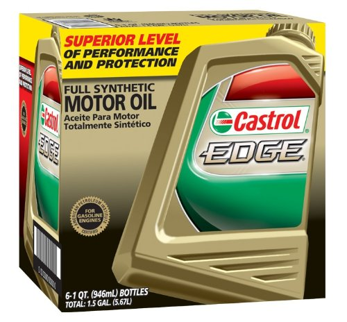 Castrol 06240 Edge 0w 20 Extended Performance Synthetic