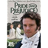 Pride and Prejudice (Special Edition) ~ Colin Firth