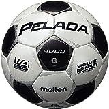 molten(モルテン) ペレーダ4000 [ Pelada4000 ] EXCELLENT DURABILITY F5P4000 白+黒 5号球