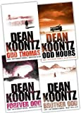 Dean Koontz Odd Thomas 4 Books Collection Pack Set RRP: £27.96 (Brother Odd, Odd Hours, Forever Odd, Odd Thomas) Dean Koontz