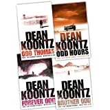 Dean Koontz Odd Thomas 4 Books Collection Pack Set RRP: �27.96 (Brother Odd, Odd Hours, Forever Odd, Odd Thomas)by Dean Koontz