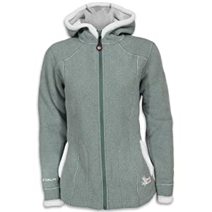 Buy Hot Chillys Ladies Cabo Full Zip Hoodie by Hot Chillys