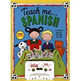 Teach Me Spanish (Paperback and Audio Cassette): A Musical Journey Through the Day ~ Judy Mahoney