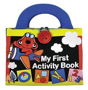 K's Kids - Mi primer libro de actividades, centro de actividades (KA10666-PG) por Nomaco