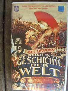 """Mel Brooks - Verrückze Geschichte der Welt ~ Bei der """"Weltgeschichte"""" von Mel Brooks bleibt kein Auge trocken."""