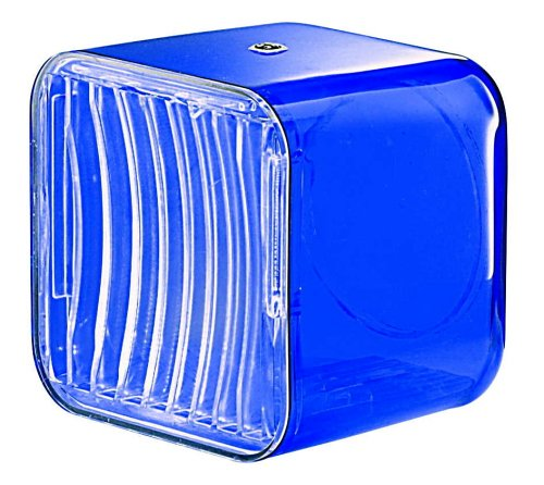 Fratelli Guzzini Spa Arredo C Dream CD Holder, Cobalt Blue