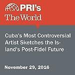 Cuba's Most Controversial Artist Sketches the Island's Post-Fidel Future   Joyce Hackel