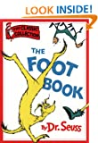 The Foot Book (Dr. Seuss Classic Collection) (Beginner Series)