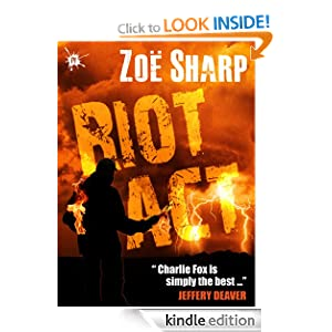 Riot Act - Zoe Sharp