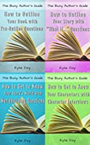 The Busy Author's Guide Box-set 1: 4 Books