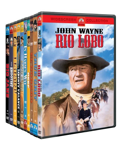 John Wayne DVD Collection - Amazon.com Exclusive (10-Disc Set)