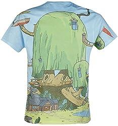 Adventure Time T-Shirt multicolour