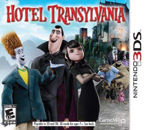 Hotel Transylvania - Nintendo 3DS by Game Mill (Hotel Transylvania 3ds Game compare prices)
