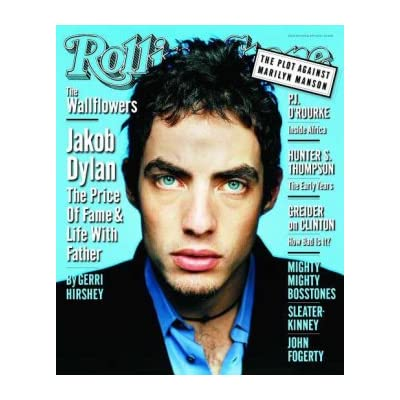 Rolling Stone Magazine, Issue 762, June 1997, Jakob Dylan of Wallflowers Cover