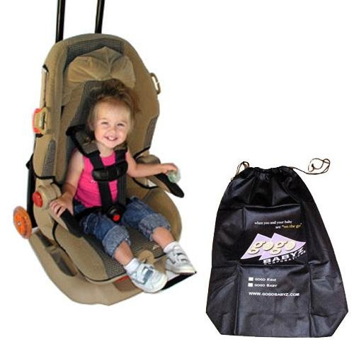 Baby's Store |   Gogo Babyz Kidz Travel Mate Stroller Attachment with Free Travelmate Storage Bag from ibabystore.net