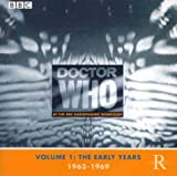 Dr. Who at the Radiophonic Doctor Who At The Radiophonic Workshop Vol. 1: The Early Years 1963-1969