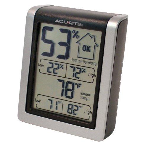 AcuRite 613 Indoor Humidity Monitor (2) - 1