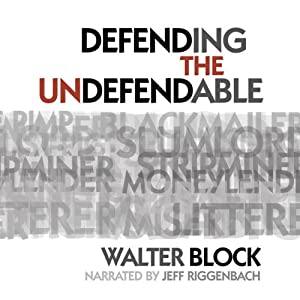 Defending the Undefendable Audiobook