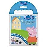 Carry along 'Peppa Pig' Colouring set