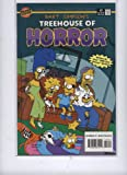 Bart Simpson's Treehouse of Horror #3 (Third Throat-Throttling Issue)