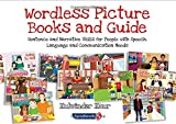 img - for Wordless Picture Books and Guide: Sentence and Narrative Skills for People with Speech, Language and Communication Needs book / textbook / text book