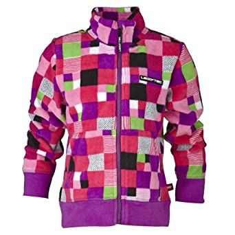 LEGO Wear Polaire Manches longues Fille - Rose fonc - Pink (469 RADISH RED) - FR : 12 ans (Taille fabricant : 152)