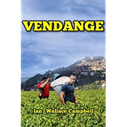 Vendange: Vintage Tales of My Grape Escape to the Medoc. (English Edition)