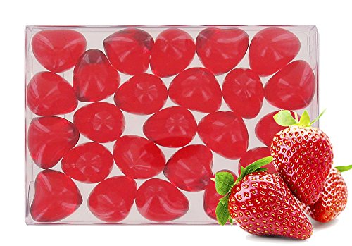 boite-de-24-perles-dhuile-de-bain-fantaisies-coeur-parfum-fraise