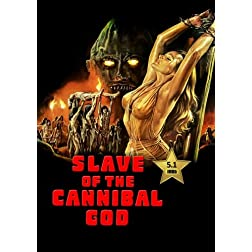 Slave Of The Cannibal God (La Montagna Del Dio Cannibale) [VHS Retro Style] 1978