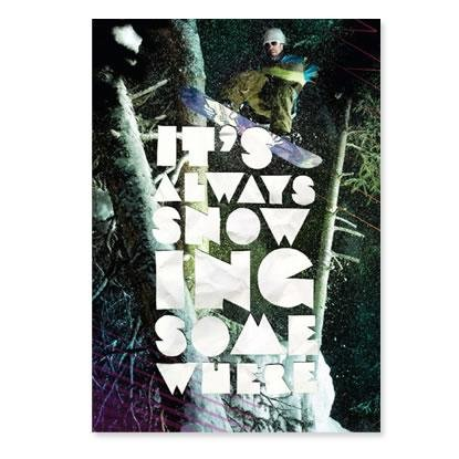 It's Always Snowing Somewhere [DVD] [Import]