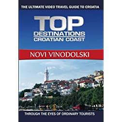 Top Destinations NOVI VINODOLSKI