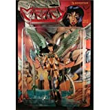 MERCY Avatar Press 7 Inch RENDITION 1998 Action Figure & Accessories ~ Rendition