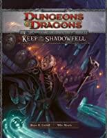 "Cover of ""Keep on the Shadowfell (Dungeon..."
