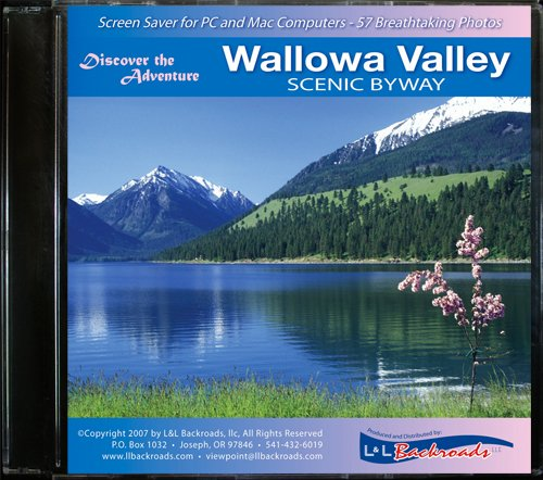 Wallowa Valley Scenic Byway Screensaver