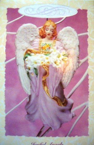Hallmark Keepsake Ornament - Joyous Angels Easter Collection Ornament First in Series 1996 (QEO8184) ARTIST SIGNED!