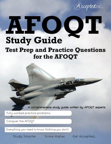 Aim High Erin: Taking the AFOQT