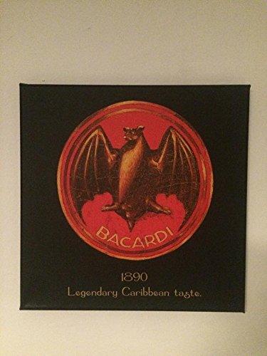 bacardi-telaio-immagine-legan-dary-1890-bat-40-x-40-cm