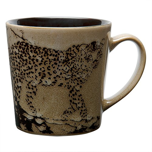 Cheetah On Branch Coffee Mug
