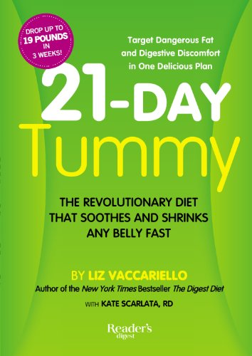 21?Day Tummy: The Revolutionary Food Plan that Shrinks and Soothes Any Belly Fast by Liz Vaccariello