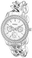 Fossil Women's ES3498 Stella Multifunction Stainless Steel Watch - Silver from Fossil