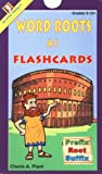 Word Roots Flashcards, Deck A1 (Grades 5-12+)