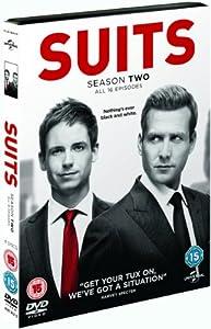 Suits - Season 2 [DVD] [2012]