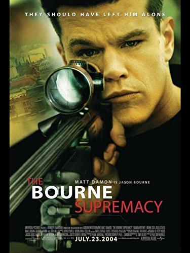 The Bourne Supremacy Trailer