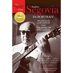 Andres Segovia in Portrait