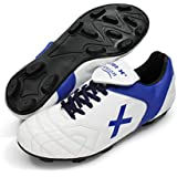 Vector X Fusion 001-M Football Shoes, Men's (White/Blue)