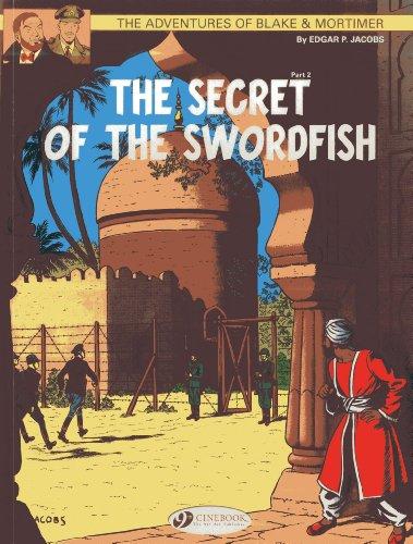 The Secret of the Swordfish, Part 2: Mortimer