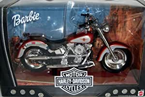 Harley Davidson Motorcycle for Barbie doll by Mattel