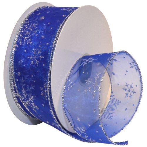 morex-ribbon-snowflake-wired-sheer-glitter-ribbon-2-1-2-inch-by-50-yard-spool-royal-silver