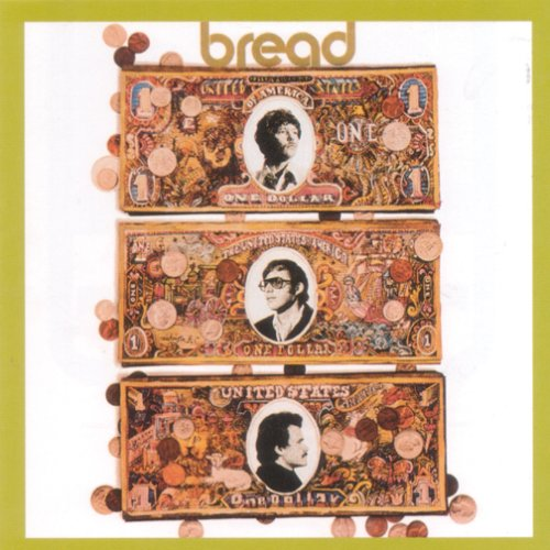 Original album cover of BREAD(reissue) by BREAD
